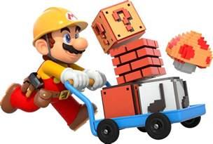 Super Mario Game Maker