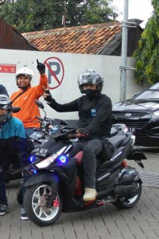 Nmax 2018 Mojokerto by Ide 66 Modifikasi Vario 125 Ban Gambot Terbaru