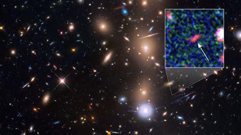 News Nasa Space Telescopes See Magnified Image