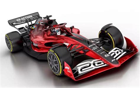 revolution  formula   aerodynamics  profile