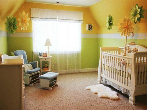 Babyzimmer Gestalten Grün by Die Rolle Der Farbgestaltung Im Kinderzimmer