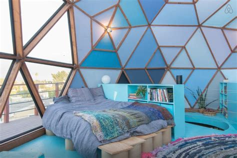Find your Inner Hippie at the Trippy AirBnB Pad in the