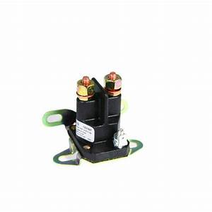 Lawn Tractor 3 Post Solenoid Fits 7701100ma 7769224ma