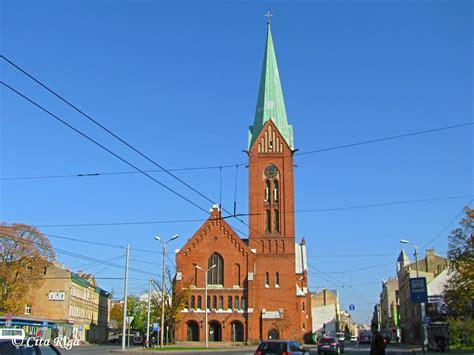 Jaunā Svētās Ģertrūdes evaņģēliski luteriskā baznīca