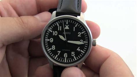 aristo german flieger eta automatic pilot