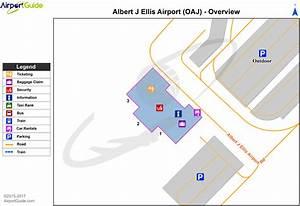 Albert J Ellis Airport - Koaj - Oaj