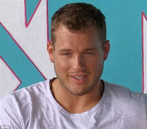 Bachelor In Paradise: Colton Underwood after tearful talk