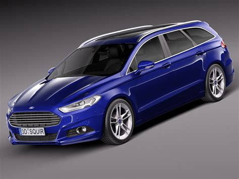 Image 19 Of 50 2018 Wagon Mondeo 3d Ma Part Of Ford Mondeo