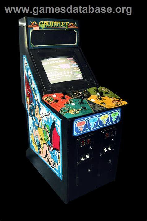 Gauntlet Legends Arcade Cabinet by Gauntlet Arcade Database