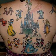 Best Disney Princess Tattoo Ideas And Images On Bing Find What