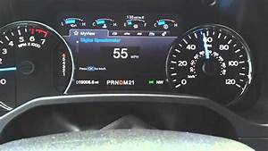 2015 F150 Buzzing Noise Behind Instrument Cluster