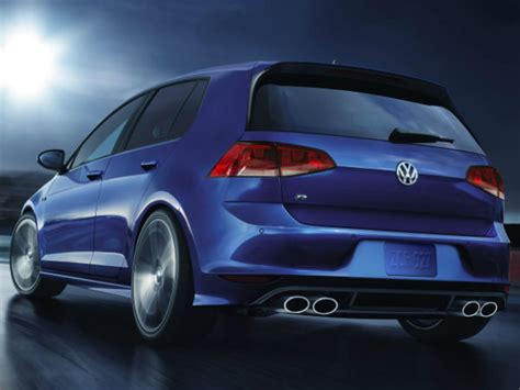 2016 Volkswagen Golf R Performance Specs And Features