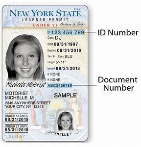 sample new york state dmv photo documents new york state With documents for drivers license texas