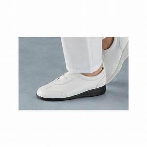 Chaussure De Travail Femme : chaussure ferm e noir blanc p37 ~ Dailycaller-alerts.com Idées de Décoration