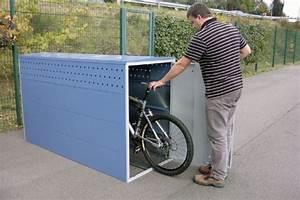 Ikea Fahrrad Test : fahrradbox und fahrradgarage aus metall infos preise ~ Orissabook.com Haus und Dekorationen