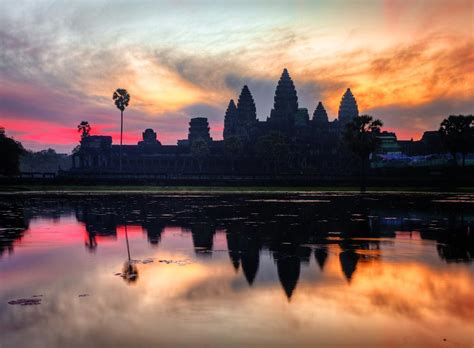 Is September A Great Time To Visit The Angkor Wat
