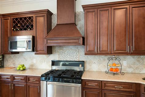 fully assembled kitchen cabinets signature chocolate pre assembled kitchen cabinets the 3668