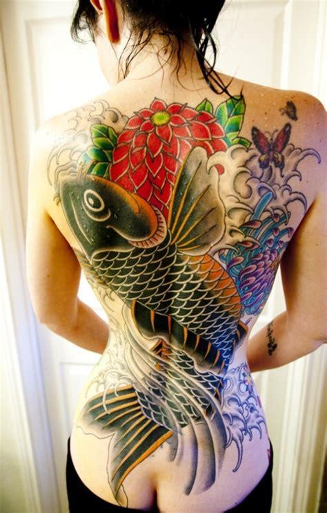 carpe koi signification tatouage carpe koi 47 inkage