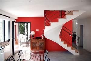 Escalier Colimaçon Beton : escalier b ton cr maill re dans la loire scal 39 in ~ Melissatoandfro.com Idées de Décoration