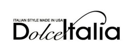 dolce italia italian style made in usa trademark of
