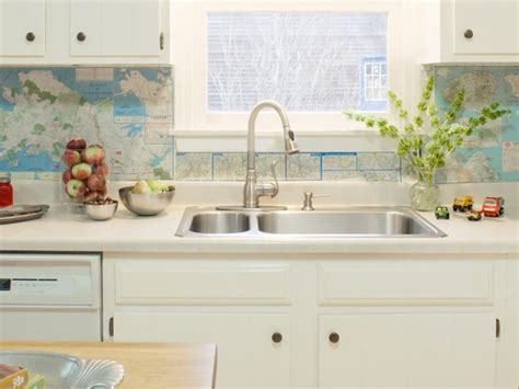 diy backsplash kitchen top 20 diy kitchen backsplash ideas