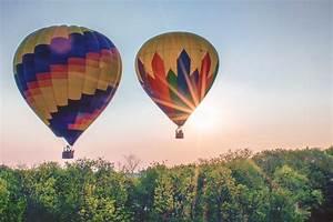 4th of July Hot Air Balloon Rides at Memorial Park in ...