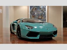 118 AUTOart Lamborghini Aventador Review YouTube