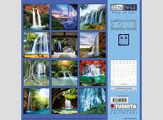Feng Shui Flow of Life Calendars 2019 on UKposters
