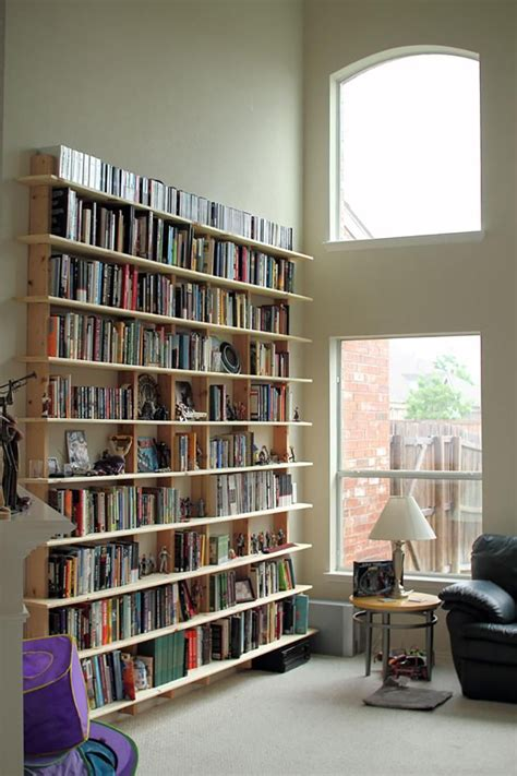 Diy Bookshelves  Rc Willey Blog