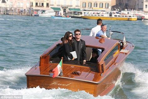 But anne hathaway's response to the news that sh. U2's Bono and his wife Ali cruise away from the Cipriani ...