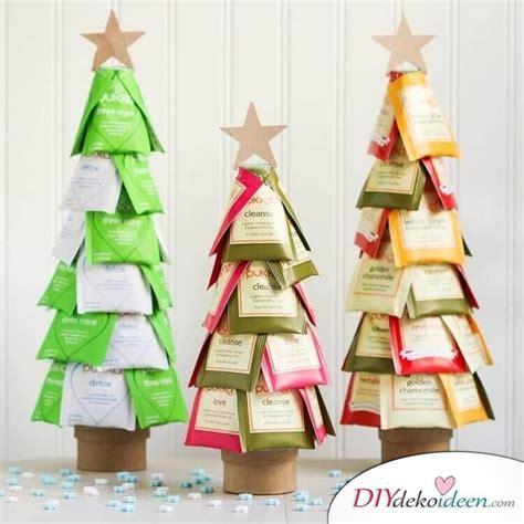 bastelideen weihnachten einfach 25 geniale bastelideen f 252 r diy geschenke zu weihnachten