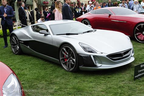 Pebble Beach Concours D'elegance, Concept Cars 2016 All