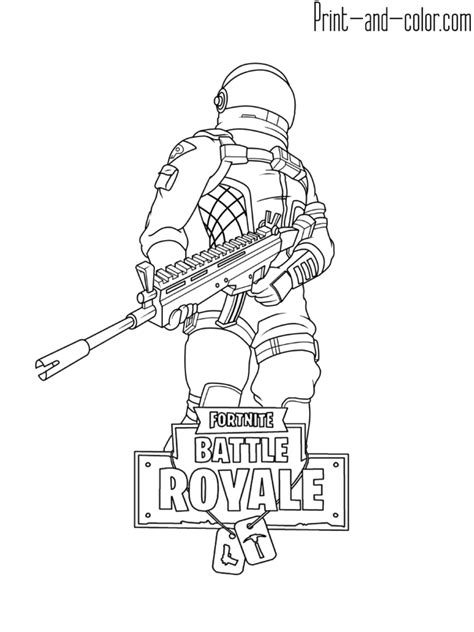 Kleurplaat Roblox Dj by Fortnite Battle Royale Coloring Page Voyager For