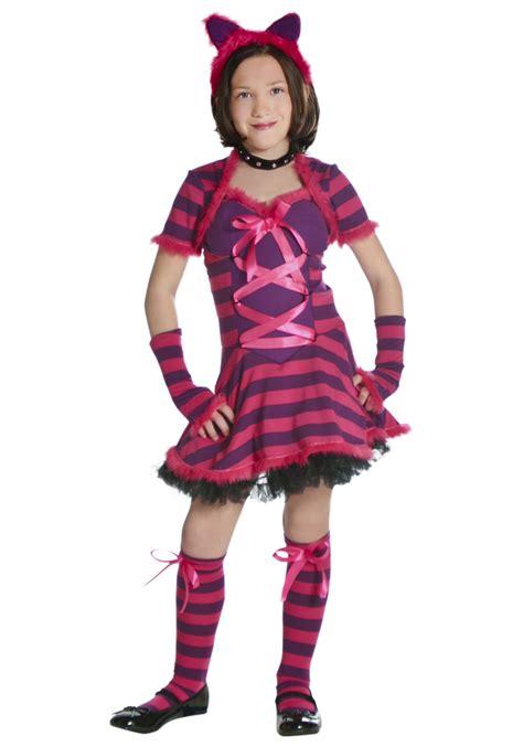 Child Sassy Cheshire Cat Costume Ebay