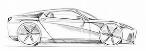 How to Draw Cars Side View