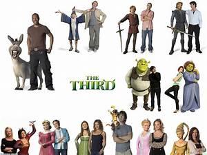 Shrek 3 voices wallpaper #15360 - Open Walls