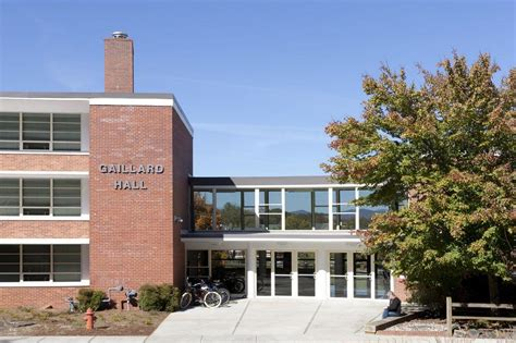 The Gaillard Hall In Dahlonega, Georgia By Lord, Aeck