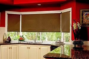 Rideau Pour Cuisine : rideau store rideau cuisine ~ Nature-et-papiers.com Idées de Décoration