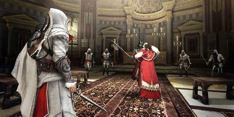 assassins creed brotherhood   dev diary gematsu
