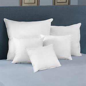 Euro, Square, Euro, Feather, Pillow, Inserts