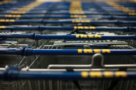 ikea introduces  shopping   begins  year