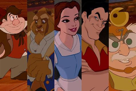 First Beauty And The Beast Cast Photo Is Light On Beauty