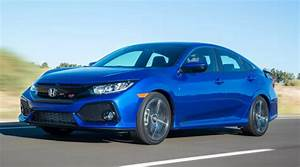 2018 Honda Civic Si Sedan Owners Manual