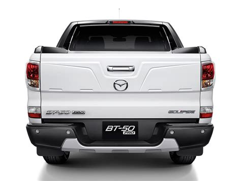 Mazda Bt-50 Pro Eclipse Special Edition For Thailand Paul