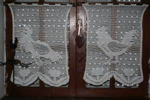 modele crochet rideau gratuit 5