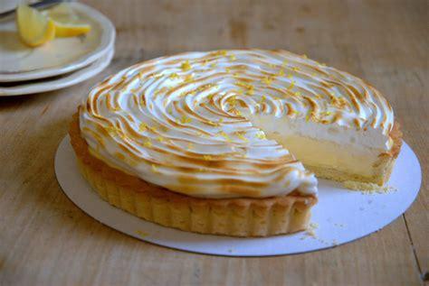 tarte au citron meringuée le coin cuisine