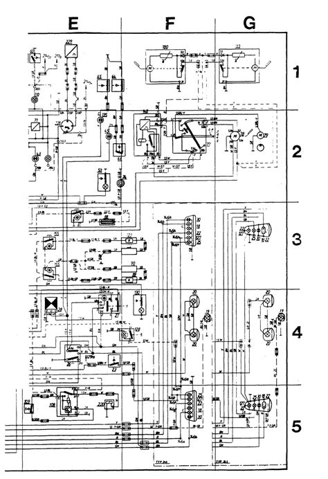 volvo 245 1989 wiring diagrams audio carknowledge