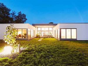 Bungalow Grundriss Ebenleben Weberhaus Haus Ideen Auf