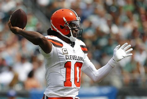 Robert Griffin III says he turned down a pair of offers to ...