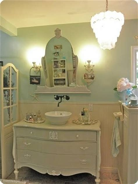 shabby chic bathroom vanity ideas shabby chic dresser vanity pictures photos and images for facebook tumblr pinterest and twitter